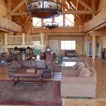 Large Family Reunion Lodge