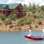 Family Reunion Fishing on Loon Lake