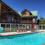 Pool at Hidden Springs Ranch