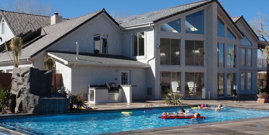 Family Reunion Luxury Home