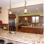 Large Kitchen for Family Reunion