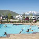 Mountain Valley RV Resort Pool