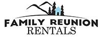 Utah Family Reunion Rentals Logo