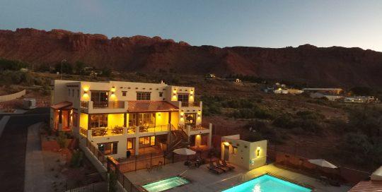 Slick Rock Lodge Moab Utah