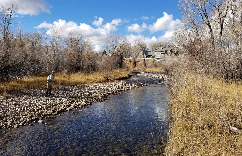 Black's Fork River Lodge